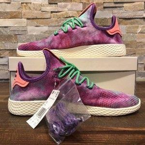 1165fbe1084c6 adidas Shoes - Adidas Originals Pharrell Williams Hu Holi Tennis